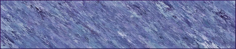 Artsy blog header art blue background
