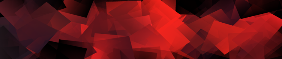 cubes of red header image