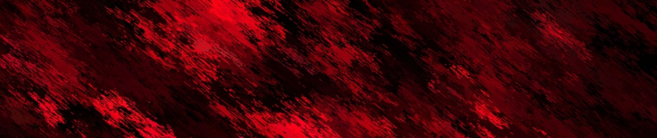 blog header background in red and black