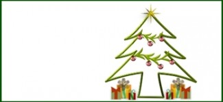 Free to download Christmas header art